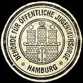 Siegelmarke Behörde für öffentliche Jugendfürsorge - Hamburg W0205265.jpg