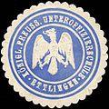 Siegelmarke Königlich Preussische Unteroffizierschule - Ettlingen W0217582.jpg