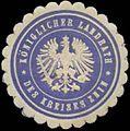 Siegelmarke K. Landrath des Kreises Znin W0385072.jpg
