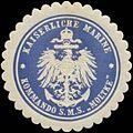Siegelmarke K. Marine Kommando S.M.S. Moltke W0357703.jpg