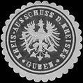 Siegelmarke Kreis-Ausschuss des Kreises Guben W0352131.jpg