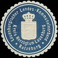 Siegelmarke Lauenburgischer Landes- Kommunalverband W0333293.jpg