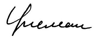 Raymond Queneau - Image: Signature Queneau