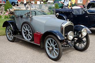 Singer Motors - Image: Singer 10 (1919) (15476334908)