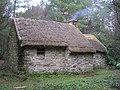 Single Room Cabin, Ulster American Folkpark - geograph.org.uk - 289279.jpg