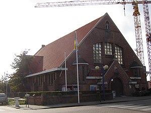 Saint-Idesbald - Church of St. Idesbaldus, Saint-Idesbald