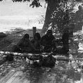 Siostry Soleh Muhammanda przy wyrobie kilimu - Qajsar - 002092n.jpg
