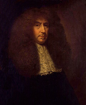 Sir Robert Long, 1st Baronet - Midhurst Sir Robert Long by Jacob Huysmans.jpg