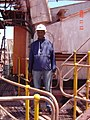 Sishen Saldanha Iron ore Shiploader Project 2003.jpg