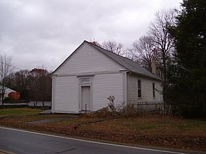 "Baptists in the United States - The Six Principle Baptist Church meeting house (also known as ""Stony Lane Baptist"") in Rhode Island is possibly the oldest surviving Baptist church buildings in the U.S.. It was built in 1703, but largely renovated in Greek Revival style."