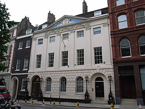 The Judd School - Image: Skinners' Hall (1770 90) by W Jupp