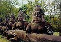 Skulptur Vier Torwächter Detailansicht Angkor Siam Reap Kambodscha.jpg
