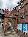 Snaresbrook tube station entrance.jpg