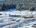 Snow on Tuolumne River, Yosemite 5-15 (21417486866).jpg