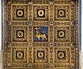 Soffitto a lacunari di giovanni di pietro detto il pazera su dis. di antonio da sangallo il g., 1518-25, 02.jpg