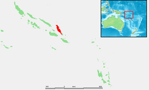 Malaita massacre - Image: Solomon Islands Malaita