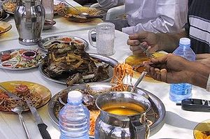 Somali food