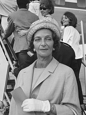 Sonia Gaskell - Sonia Gaskell in 1964