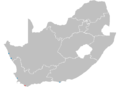 South African nuclear sites showing Bantamsklip.PNG