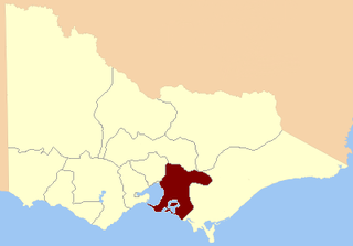 Electoral district of South Bourke, Evelyn and Mornington