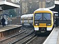 South Eastern Trains 465238 at Greenwich 2005-12-10 02.jpg