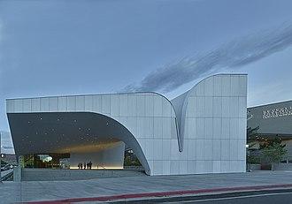 Brooks + Scarpa - Southern Utah Museum of Art