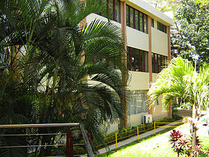 Silliman University College of Business Administration - Image: Southwing, SU College of Business Administration