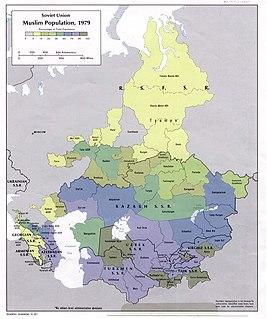 Islam in the Soviet Union