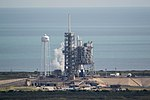 SpaceX Falcon 9 on Launchpad 39-A Venting Before CRS-10.jpg
