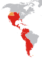 Spanish America XVIII Century (Most Expansion).png