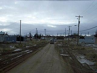 Split Lake, Manitoba human settlement in Canada
