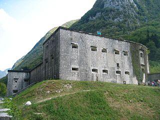 Kluže Fortress