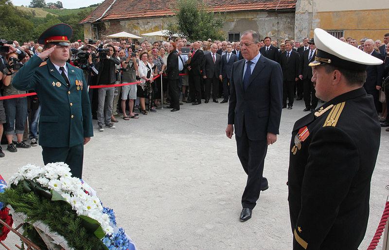 Spominska slovesnost in odprtje muzeja v spomin na umrle sovjetske vojne ujetnike 2014 6.jpg