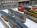 Sporvejshistorisk Selskab 50 years - Models of trams 03.JPG