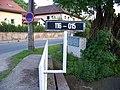 Srbsko, číslo mostu přes Bubovický potok.jpg
