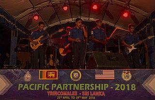 Sri Lankan military bands