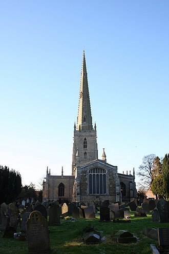 Bottesford, Leicestershire - St Mary's Church