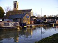 St. Barnabas Church and the Oxford Canal - geograph.org.uk - 1670950.jpg