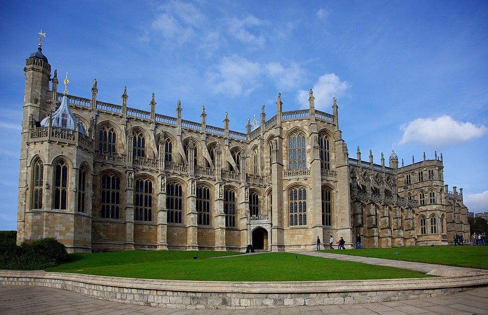 St. Georges Chapel, Windsor Castle (2)