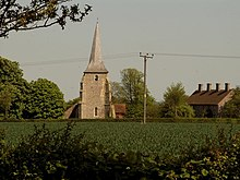 St. Mary's church, Great Henny, Essex - geograph.org.uk - 168359.jpg