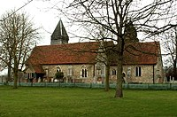 St. Mary's church, West Bergholt, Essex - geograph.org.uk - 145281.jpg