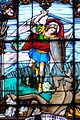 St. Michael stained glass detail (6099214042).jpg