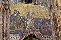 St. Vitus's Cathedral, Golden Gate, 14th century, Prague Castle (12) (25606932604).jpg
