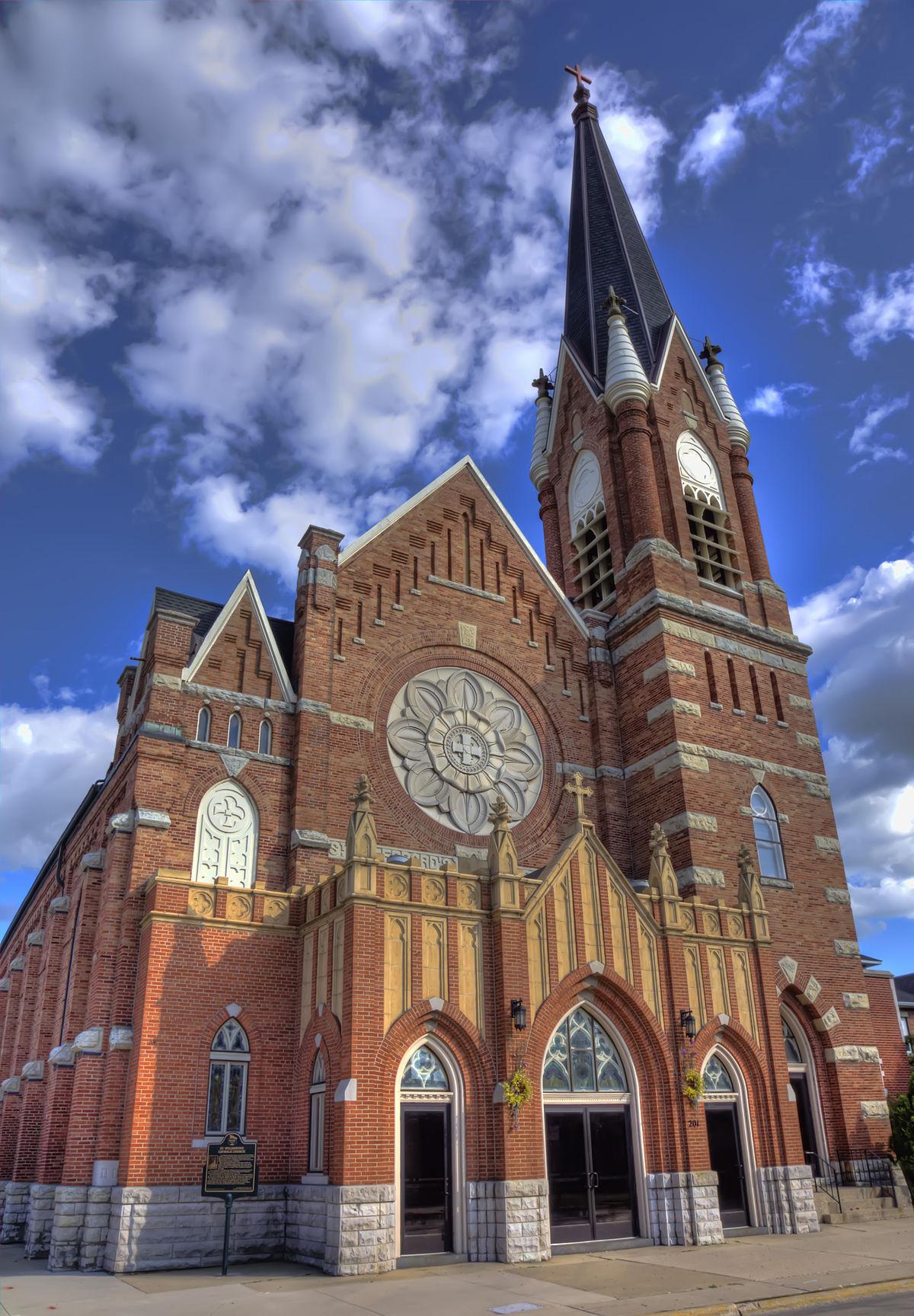 catholic church st willebrord wikipedia wiki