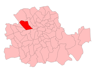 St Marylebone (UK Parliament constituency) Parliamentary constituency in the United Kingdom, 1918-1983