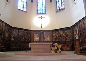 The Passion of Christ (Strasbourg) - Image: St Pierre Vieux C30