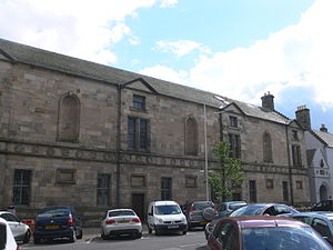 University of St Andrews Union Debating Society - The Union Debating Society hold weekly debates in Lower Parliament Hall
