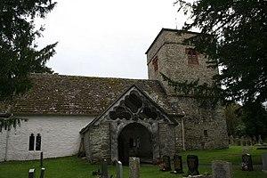 Aberedw - Church of St Cewydd