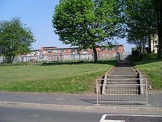 St Columbas High School, Clydebank State school in Clydebank, West Dunbartonshire, Scotland