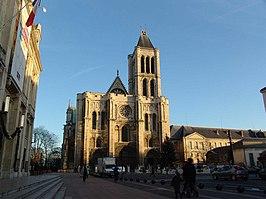 Basilique de Saint-Denis (Paris Métro)